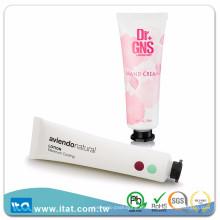 La venta caliente laminó el tubo cosmético plástico para el tratamiento del ojo del ungüento
