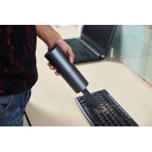Aspirateur rechargeable avec filtre HEPA remplaçable