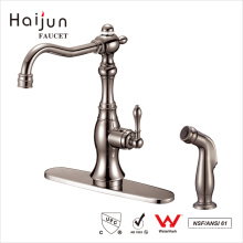 Haijun Factory Direct Sale Home Single Handle Kitchen Sink Mixer Tap Faucets