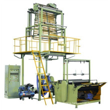 Sj-45 (50-55-65) PE (HDPE-LDPE-LLDPE) Blowing Film Production Line