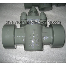 API Standard Sleeve Type Handle Operation Plug Valve