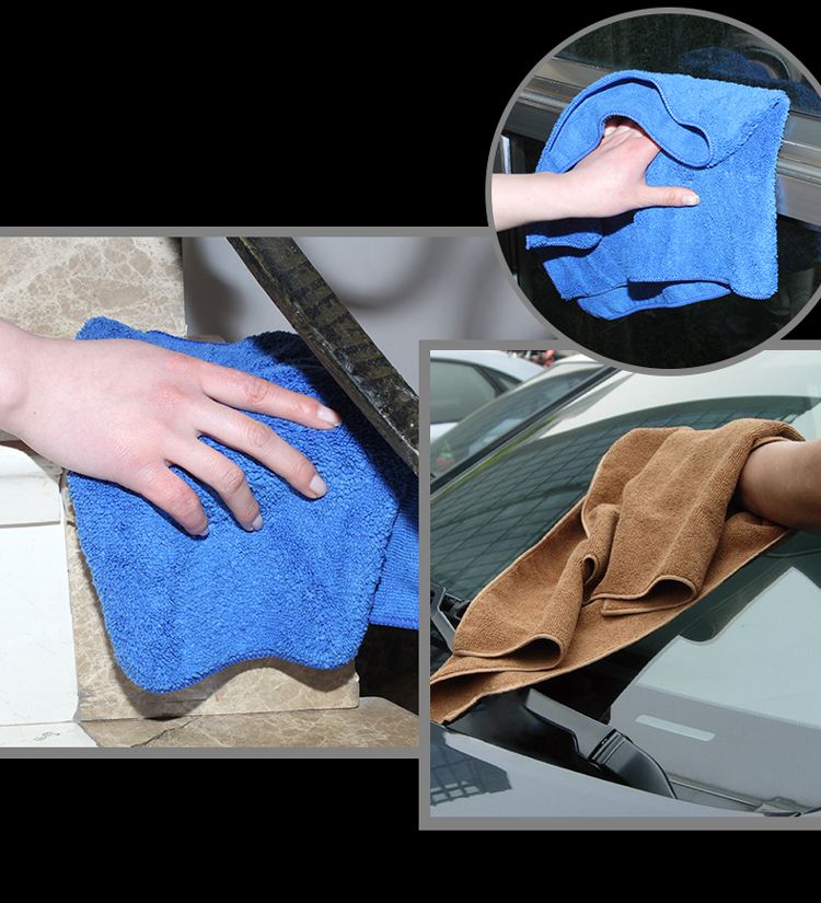 High Short Loops Microfiber Towels (11)