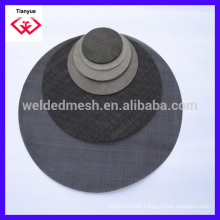 Stainless Steel Metal Filter Mesh Use for Water Oil Liquid Filtering Work