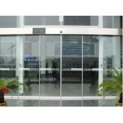 comercial doorsVS150 de vidro deslizante automática