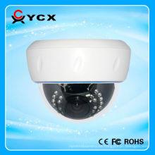 1.3Megapixel infrarrojos de visión nocturna de uso en interiores Cámara IP CCTV lente varifocal casa secutiry cámara