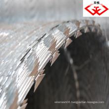 razor barbed wire(manufacturer)