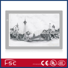 Acrylic LED tracing board for drawing and copying with 2 years warranty and high quality