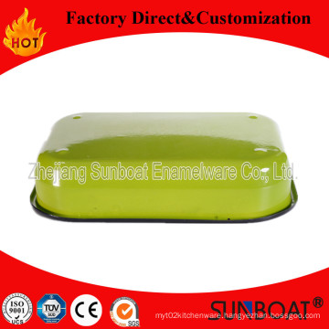 Sunboat Kitchenware/ Kitchen Appliance Enamel Tray /Dish Bakeware