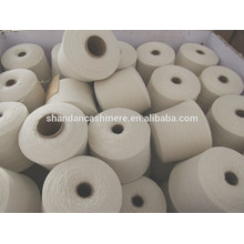 mongolian 100% cashmere yarn from Inner Monglia factory for knit products cashmilon yarn
