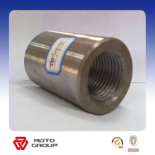 High quality thread rebar coupler joint for connecting rebar made in China