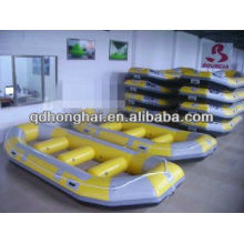 pvc rafting boat fishing boat rowing boats