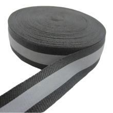 Защитная светоотражающая лента для пришивания ткани