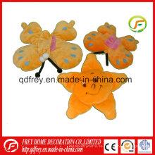 Regalo de cumpleaños juguete de almohada de mariposa rellena