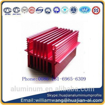 aluminium profile for heating radiator