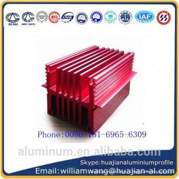 Алюминиевый профиль для радиатора отопления