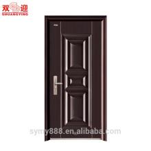 Стальная поверхность двери производство секционных промышленных ворот