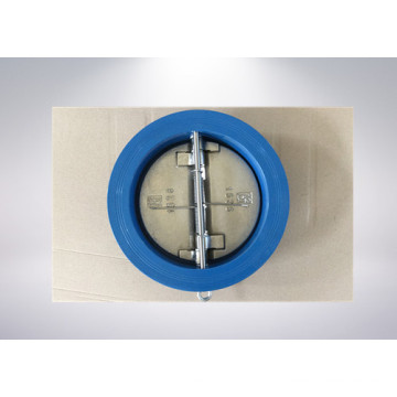 Dn50-Dn600 Wafer Check Valve with Two Disc