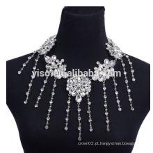 Pulseira de sutiã de jóias modelo