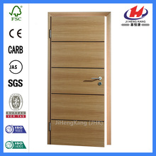 Composite Hollow Core Wooden Interior Veneer Door Designs