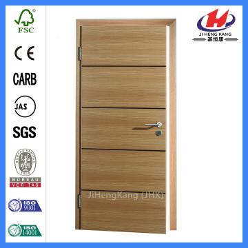 China Composite Hollow Core Wooden Interior Veneer Door Designs ...