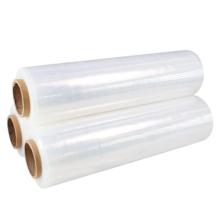 China manufacturer of transparent pe hand stretch film factory price