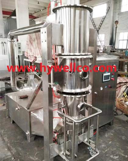 Instant Particles Granulating Dryer