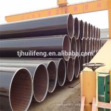 Api5l x70 / 80 psl2 lsaw tube en acier de grand diamètre