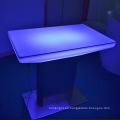 LED muebles iluminación LED control remoto cambia de color utilizado muebles de la barra