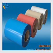 1100 color coated aluminum coil for roofing and cladding system