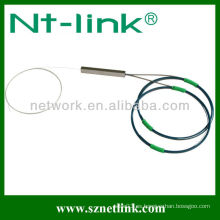 Divisor de PLC de fibra óptica desnuda