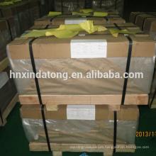Aluminum closure sheets 8011 DC
