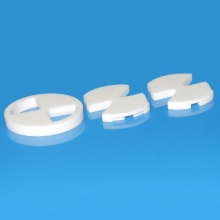 Customized Wear Resistant Alumina Ceramic Valve Disc