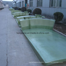 FRP or GRP Clarifier Made by Hand Lay-up Process