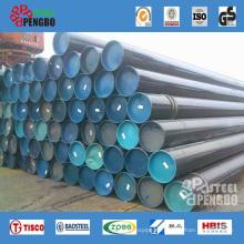 Tubería sin costura de acero P22 T22 ASTM A213alloy