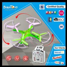 ¡Oferta especial! Los juguetes superventas helicóptero al aire libre del rc del quadcopter con la cámara del quadcopter del rc