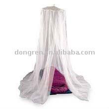 Canopée suspendue pour les filles / moustiquaire circulaire
