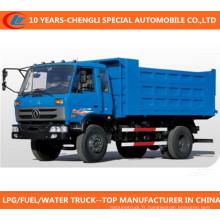 Camion à benne basculante Dongfeng camion à benne basculante 4X2 camion benne Dongfeng 4X2