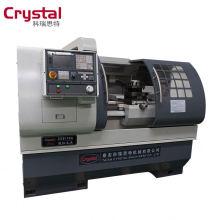 CNC-Drehmaschine Bearbeitung Stahlrohr für Lager CK6140A