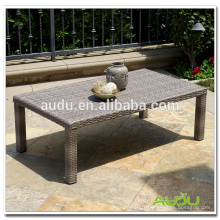 Rattan Aluminium Picnic Beach Dining Table
