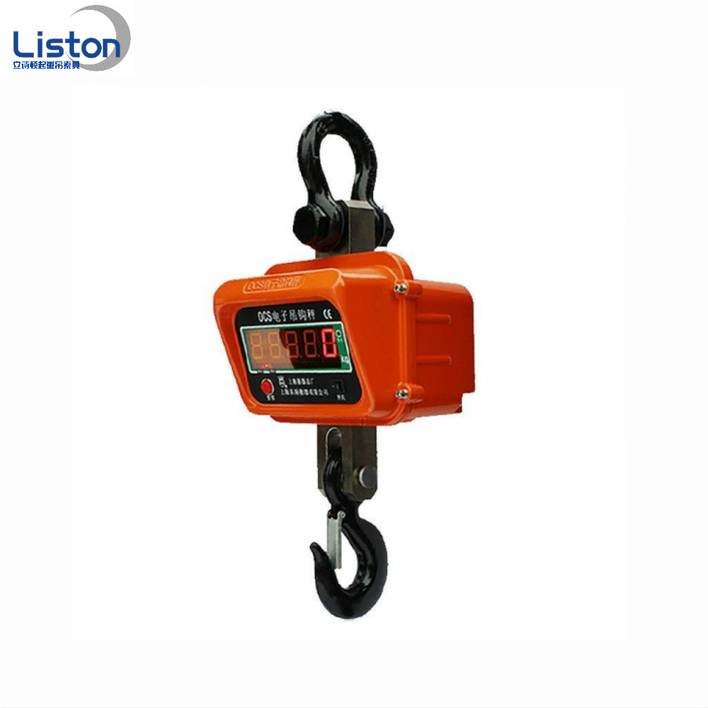 GSC 50 Ton Electronic Crane Scale With Wireless