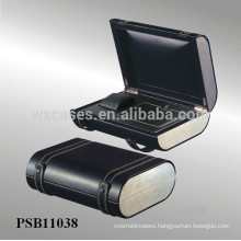 hot sales leather watch box for single watch