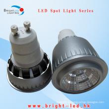COB GU10 7W Dimmable Светодиодный прожектор