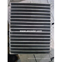Aluminum Cooler Core of Heat Exchanger