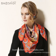 New Design fashion Silk Scarf For Evening Dress