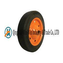 13 Inch Solid Rubber Wheel for Wheelbarrow 3800