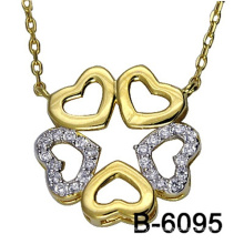 Factory Wholesale Fashion Jewelry Pendant Silver 925