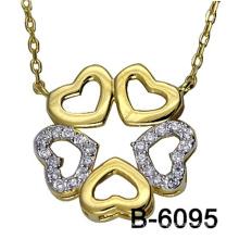 Factory Wholesale Fashion Jewelry Pendant Silver 925