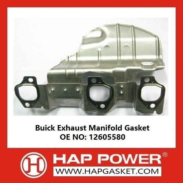 Buick Exhaust Manifold Gasket 12605580