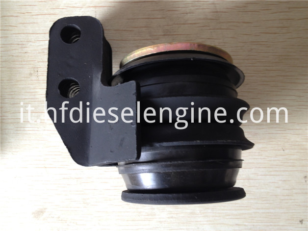 FL511 engine mounting 9