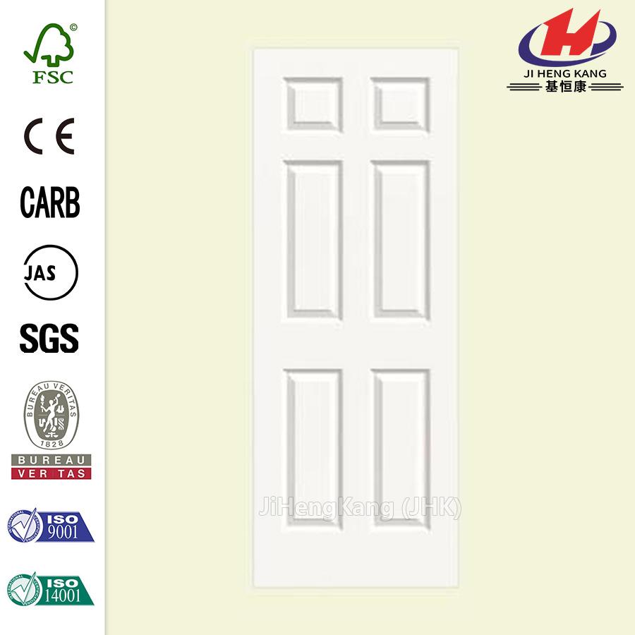 Fabricantes de puertas de China MDF HDF Panel batiente Interior
